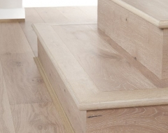 Limed Oak Stairs